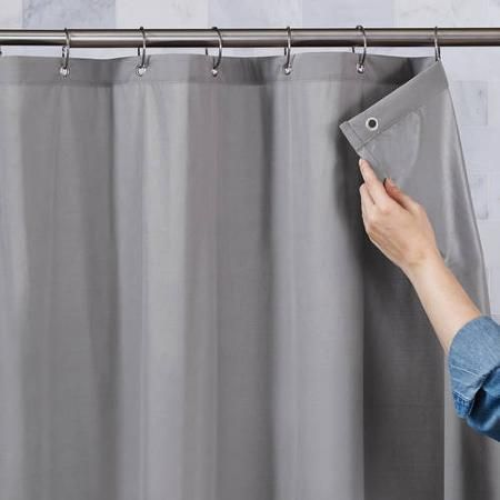 Better Homes And Gardens Ultimate Shield Fabric Shower Curtain Liner