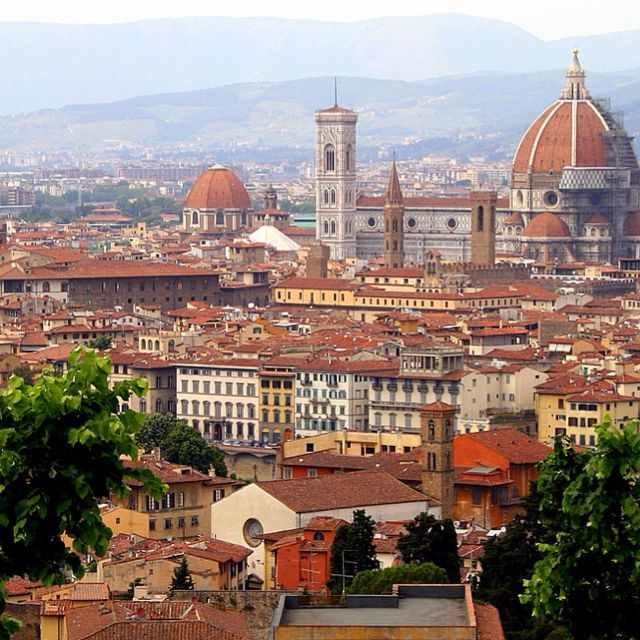 Italian Florence: Places I've Been....or Will Go