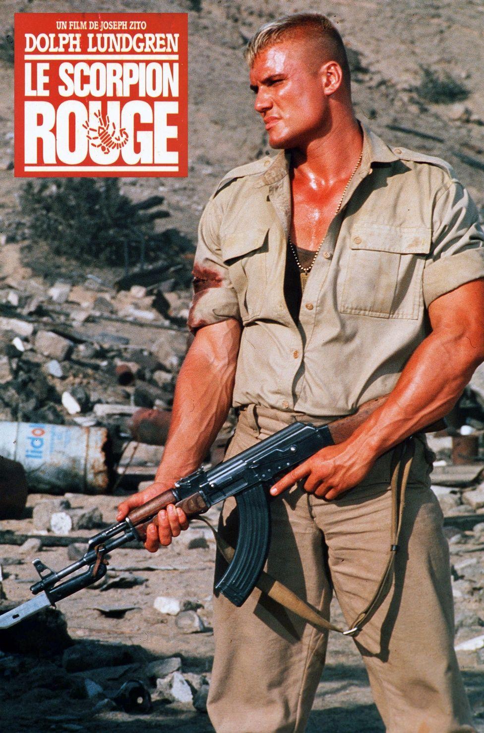 Red Scorpion, USA 1988, Director: Joseph Zito, Actors