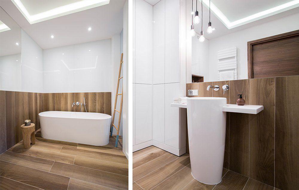 Sufit Podwieszany W Lazience Nowoczesna Forma I Przepiekne Wykonanie Design Urzadzanie Urzarzaniewnetrz Urzadzaniewnetrza Inspiracja In Bathroom Bathtub