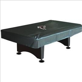 Atlanta Falcons Deluxe 8ft Pool Table Cover Pool Table Covers 8ft Pool Table Vinyl Table Covers