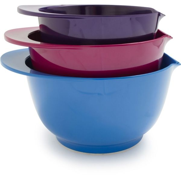 Sur La Table Pink Purple and Teal Mixing Bowl Set at Sur La Table  sc 1 st  Pinterest & Sur La Table Pink Purple and Teal Mixing Bowl Set at Sur La Table ...