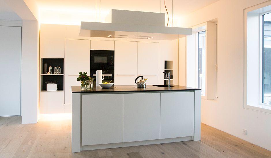 Dünenhaus. Kücheninsel IdeenKüche EinrichtenModerne ...