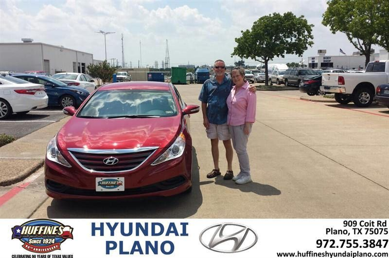 Congratulations to Jason Hergenrader on your new car  purchase from Kevin Lee at Huffines Hyundai Plano! #NewCar