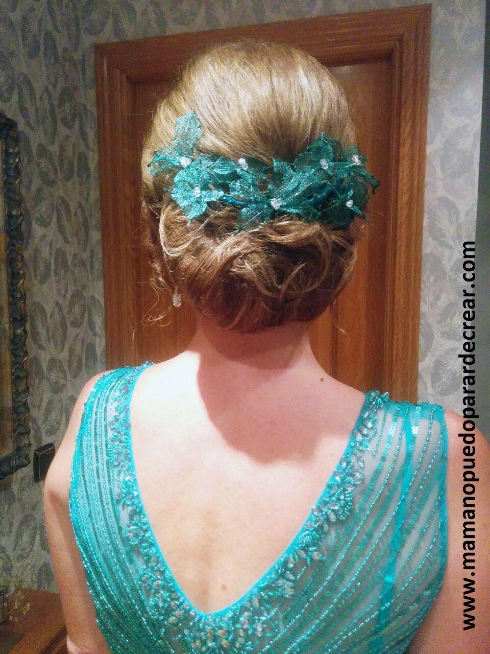 Varios peinados peinados para la madre de la novia Colección De Tutoriales De Color De Pelo - Tocados originales, exclusivos, diferentes.   Tocados boda ...
