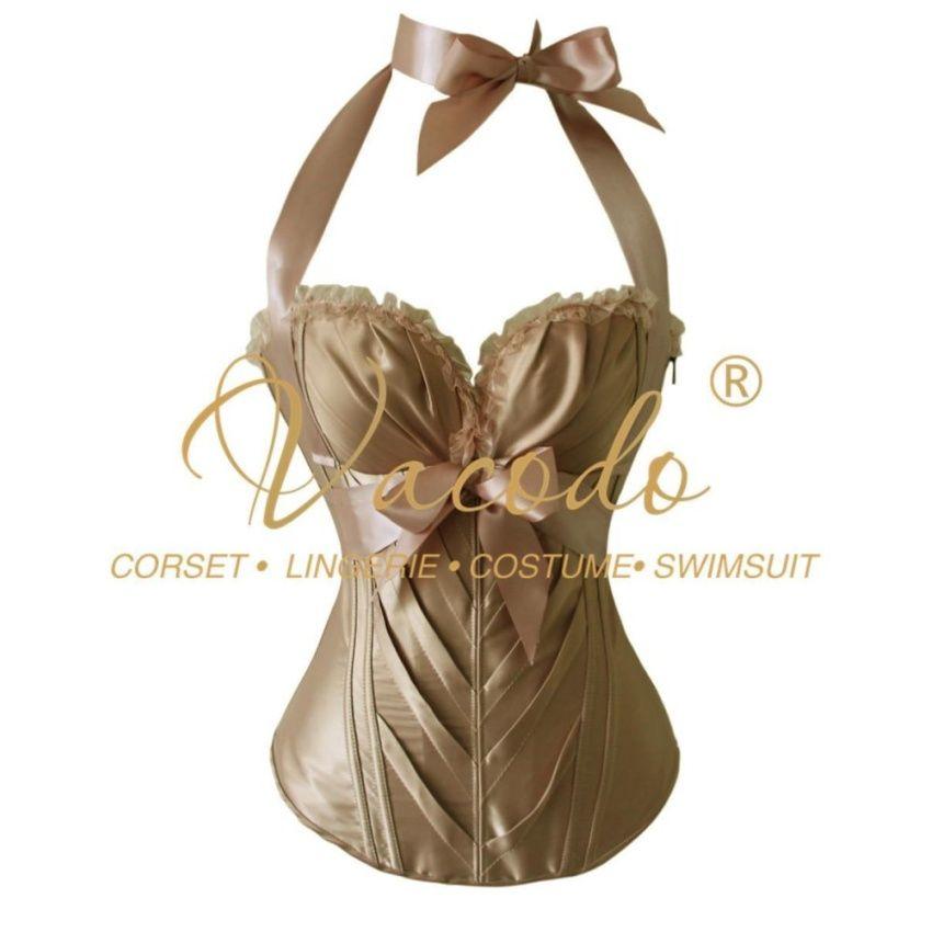 สำหรับคุณ<SP>Women corsets tighten abdominal body shapewear - Champagne - intl++Women corsets tighten abdominal body shapewear - Champagne - intl corsets Comfort level :soft Thickness:moderate Flattens your tummy Enhances your cleavage Good elasticity Breathable and comfort ...++