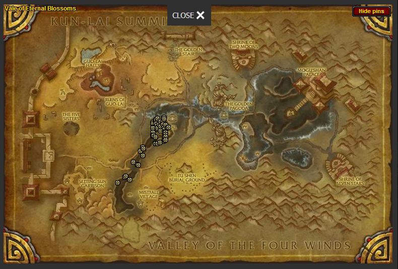 Farming Prismatic Scales World Of Warcraft Warcraft Vintage World Maps
