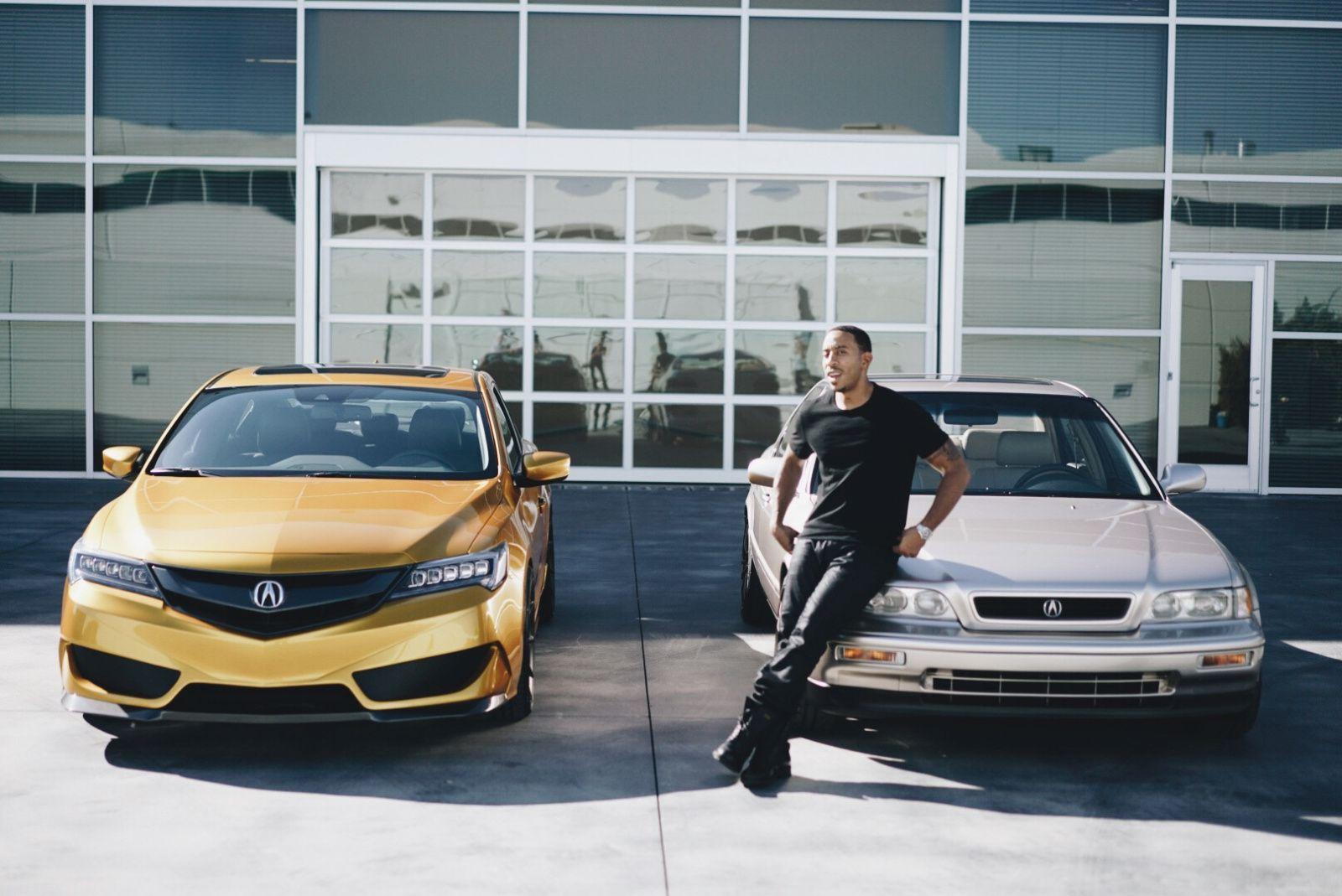 Acura Ludacris Legend, Acura Galpin ILX, Acura NSX 2015