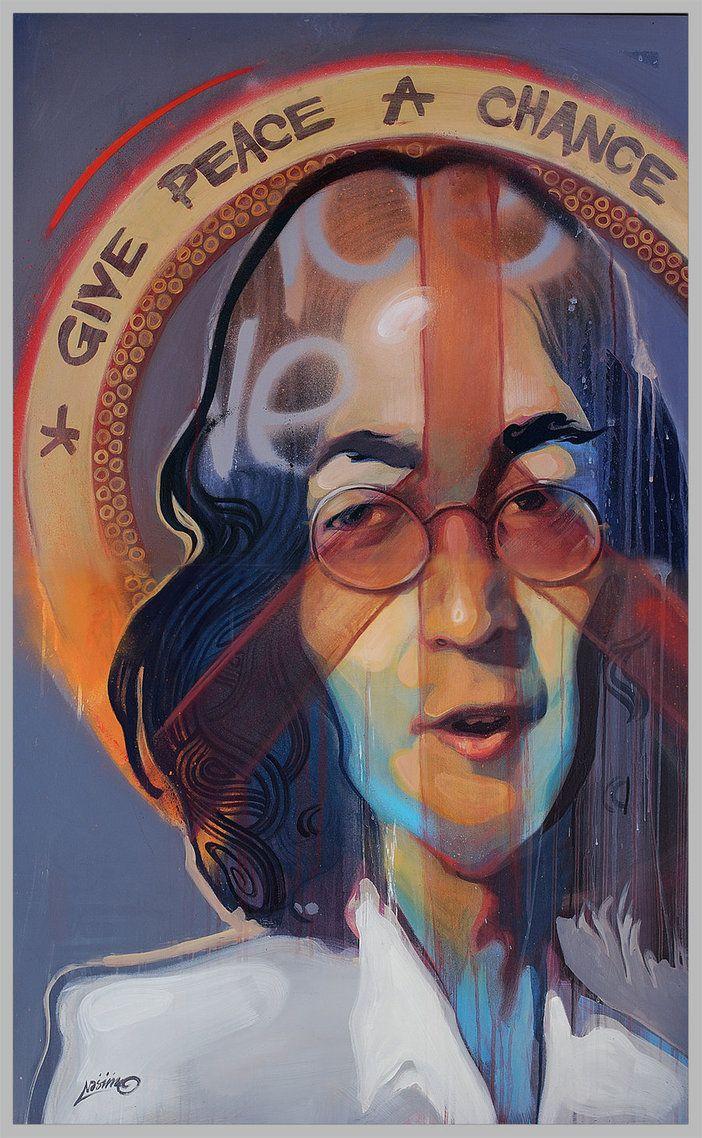 Lennon by nasimo on deviantART