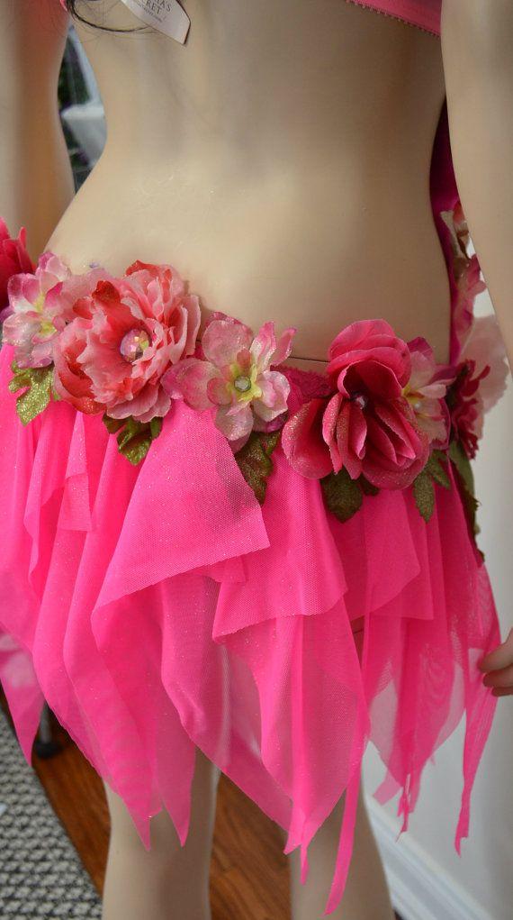 spring fairy monokini fairy costume fairy outfit by