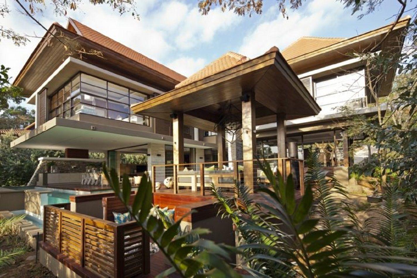 Japanese Inspired House japanese-inspired house in south africa | moderne architektur