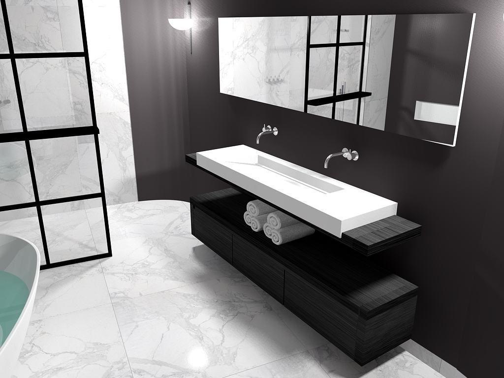 Bijzondere badkamer / De Eerste Kamer badkamers | #10 | Pinterest ...