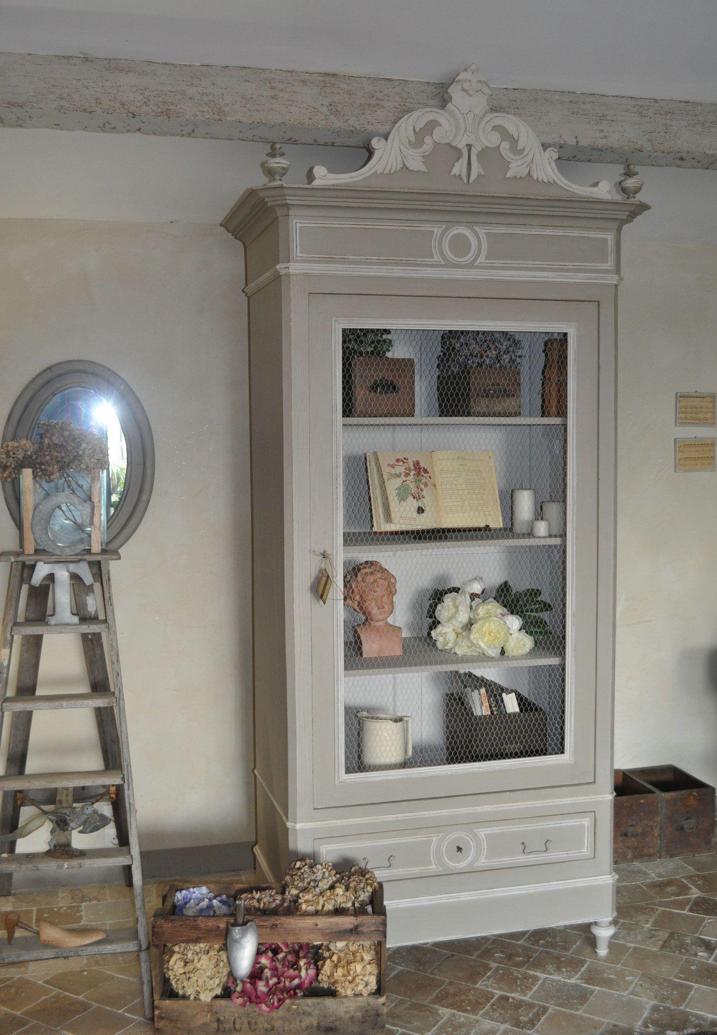 Pingl par sara cueto sur muebles varios paint furniture painted furniture et home decor - Relooking vieux meubles ...