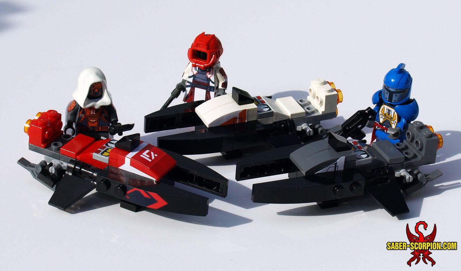 Preparing for Patrol Lego, Minifig, Lego space