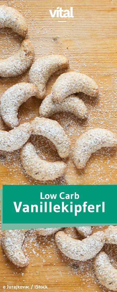 Low Carb Vanillekipferl