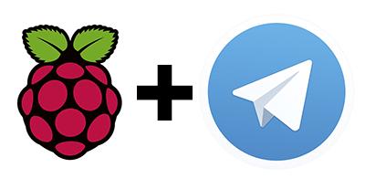 Raspberry Pi иTelegram