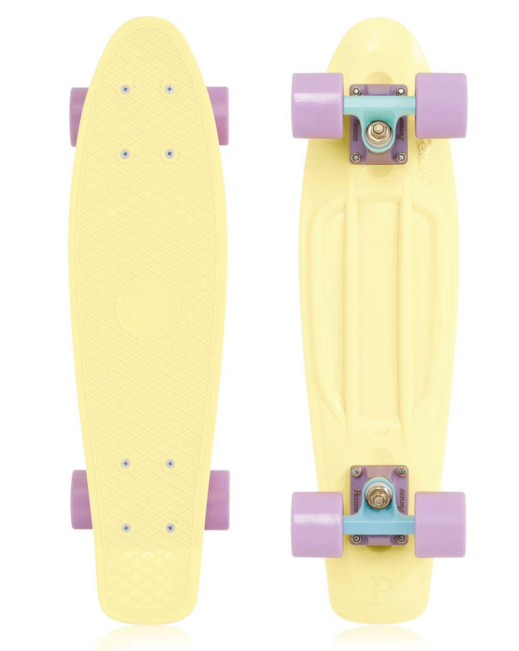 Penny Board Pastel Fade