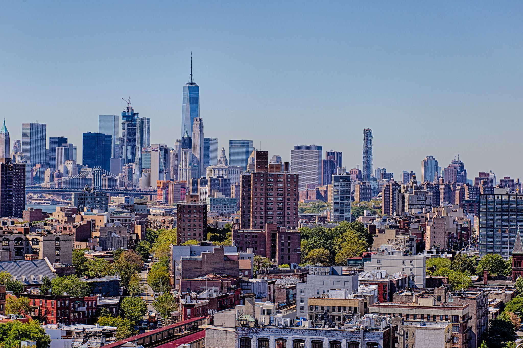 New York City [2048 x 1365]