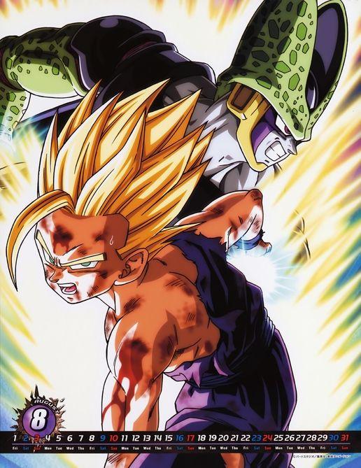 Goku vs 19 latino dating