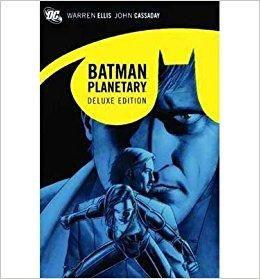 tlcharger planetary batman author john cassaday published on - Batman Gratuit