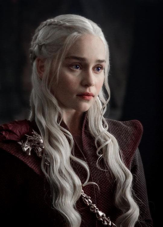 Daenerys Targaryen In Game Of Thrones 7 03 Targaryen Aesthetic