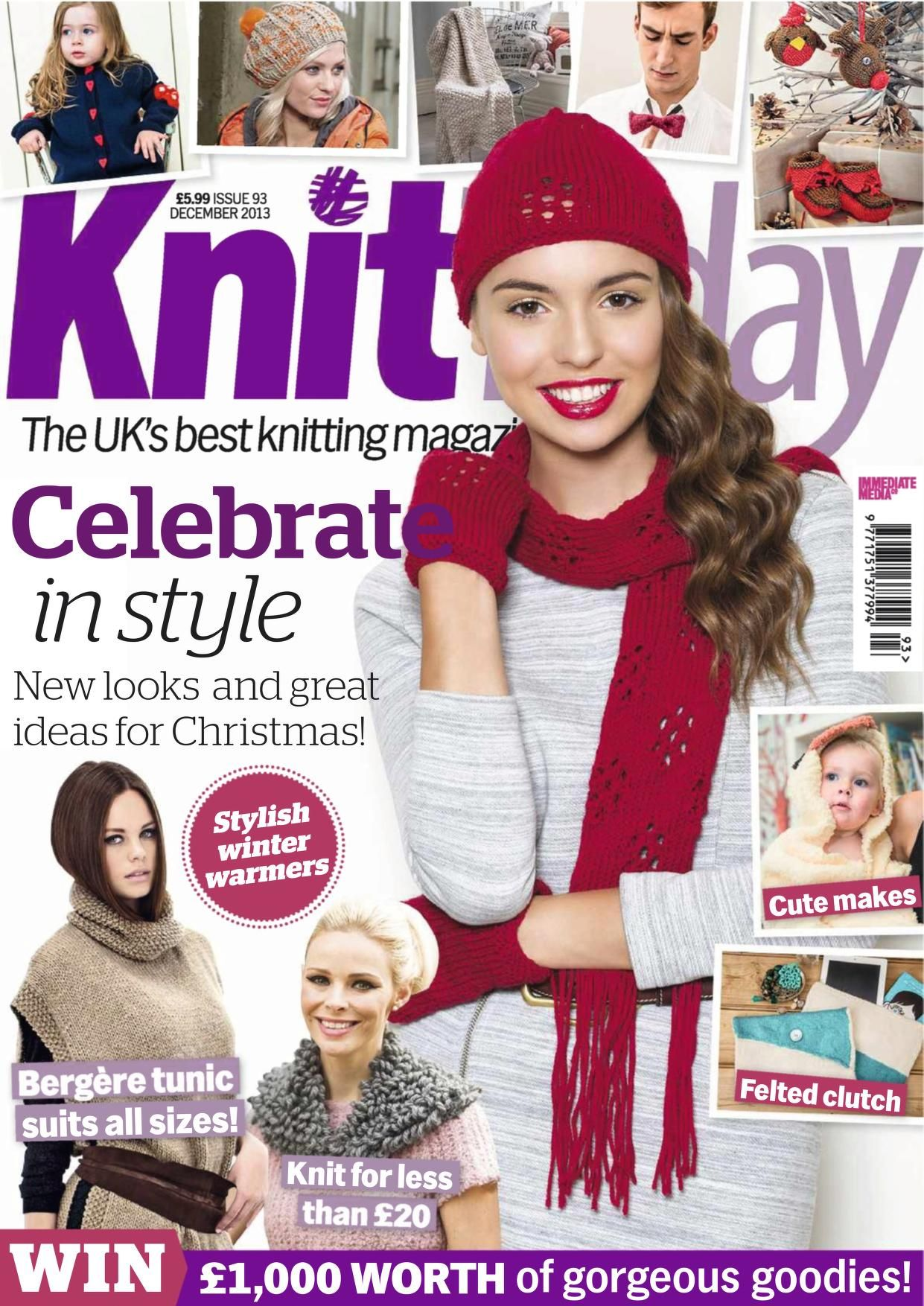 dress - Stylish simply knitting how many issues video