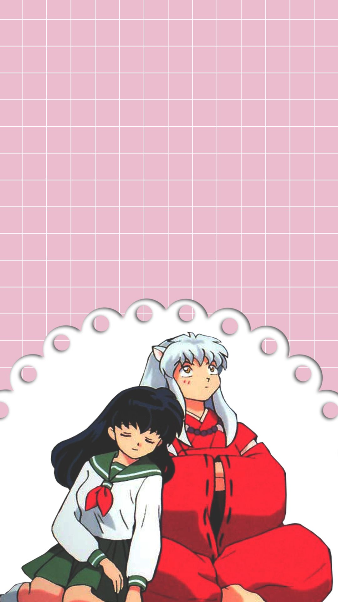 Inuyasha If You Downloaded Rb Or Like Si Descargaste Dale Rb O Like Inuyasha Cute Anime Wallpaper Anime Wallpaper Iphone