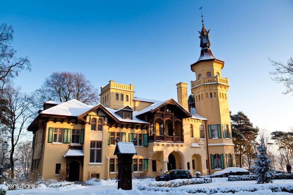 Schloss Hubertushöhe
