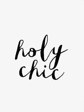 HOLY CH*C!!