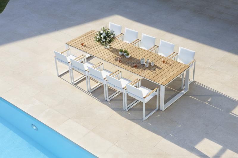 Chaise Fermo Overstock Garden Mobilier De Jardin In 2020 Achtertuin Tuin Tafels
