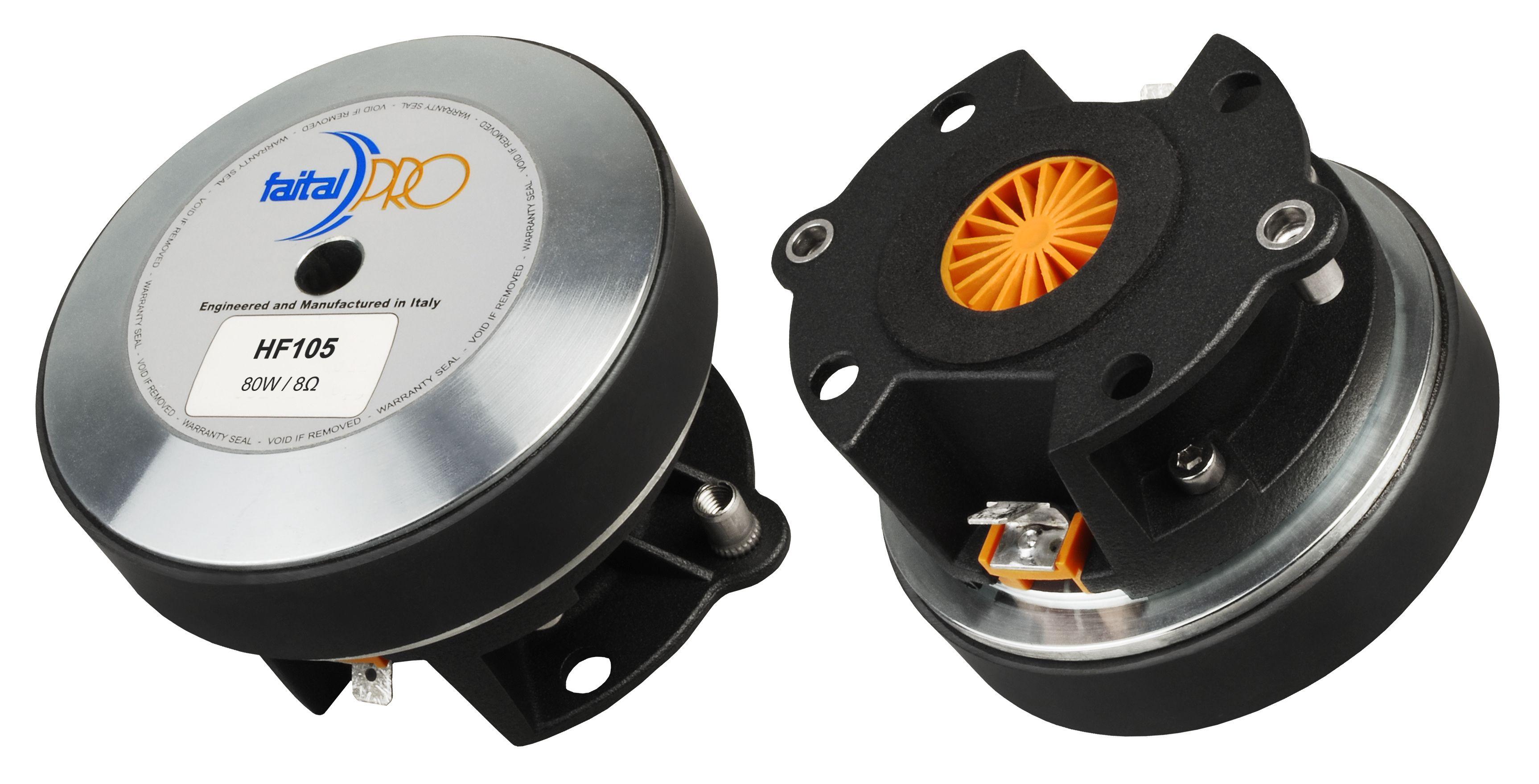 FaitalPRO 12FH500 8ohm 12 500watt PA Speaker