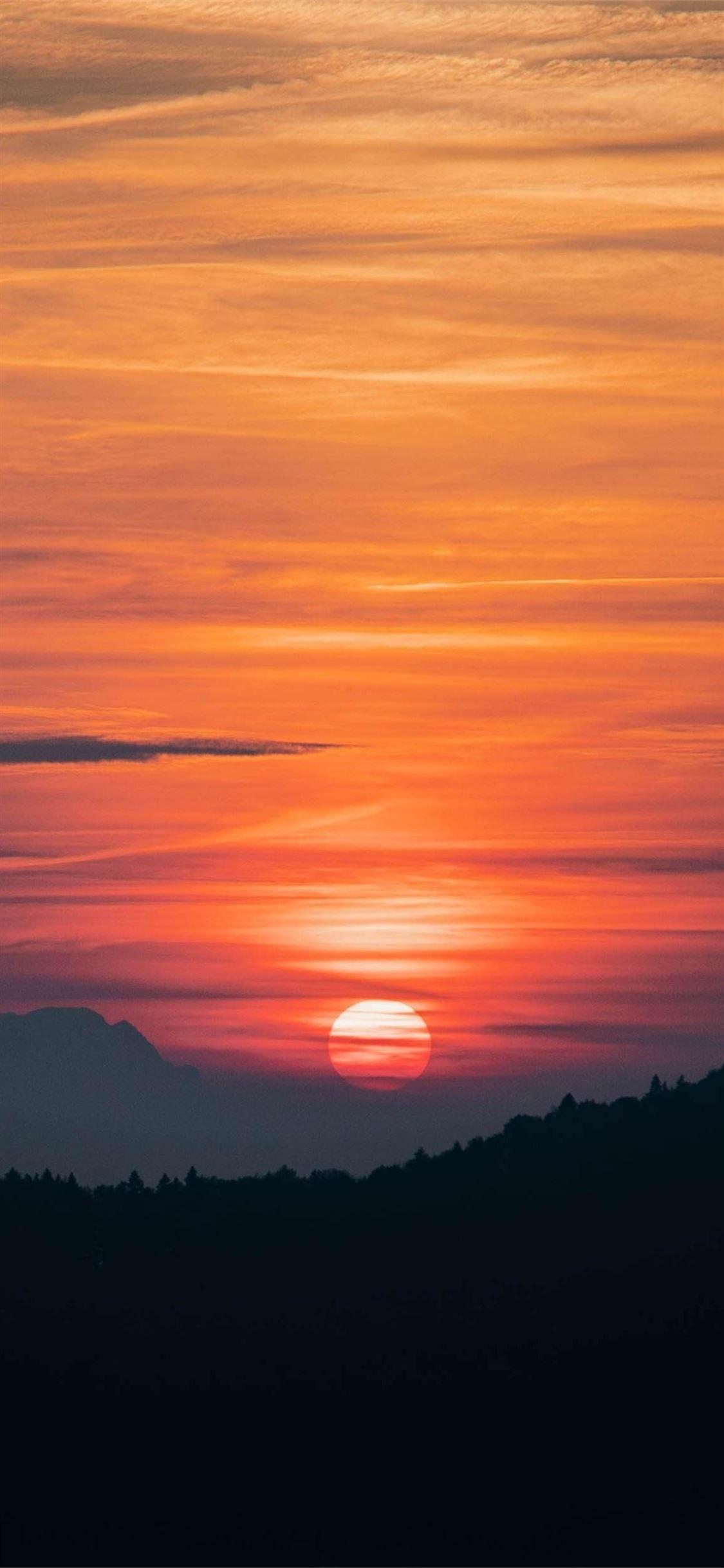Sunset 4k Sunset Nature 4k Iphone11wallpaper In 2020 Iphone Wallpaper Sky Sunset Wallpaper Sky Aesthetic