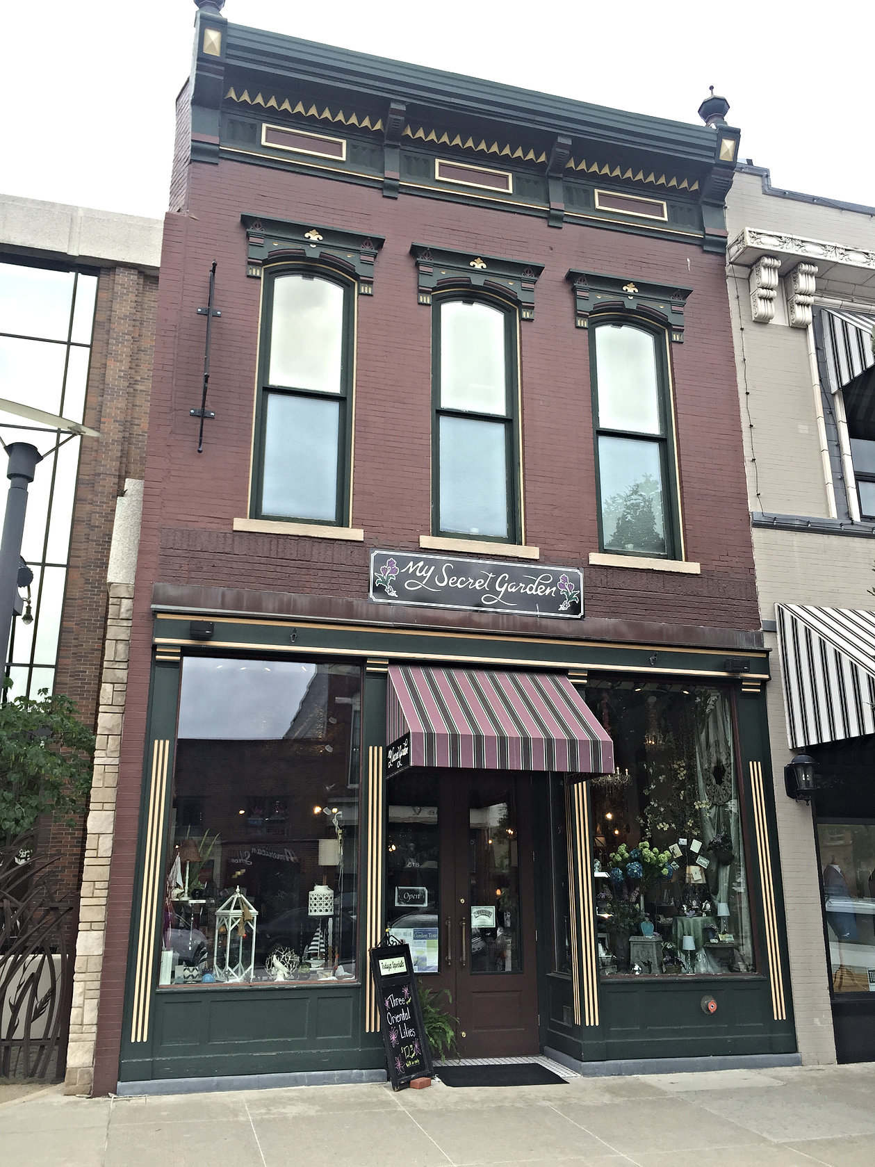 My Secret Garden In Columbia, MO. Florals And Home Decor In Downtown  Columbia.