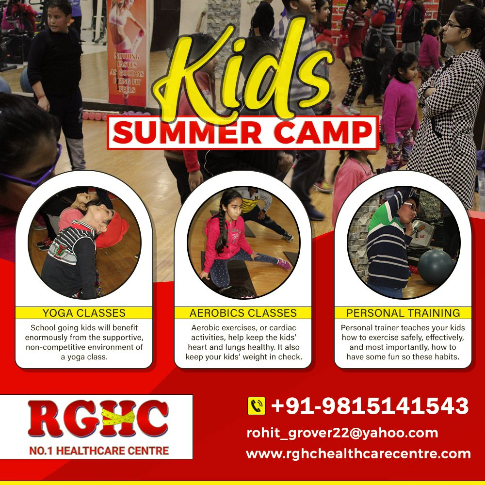 Kids Summer Camp At Rghc Summer Camps For Kids Gyms Near Me Summer Kids