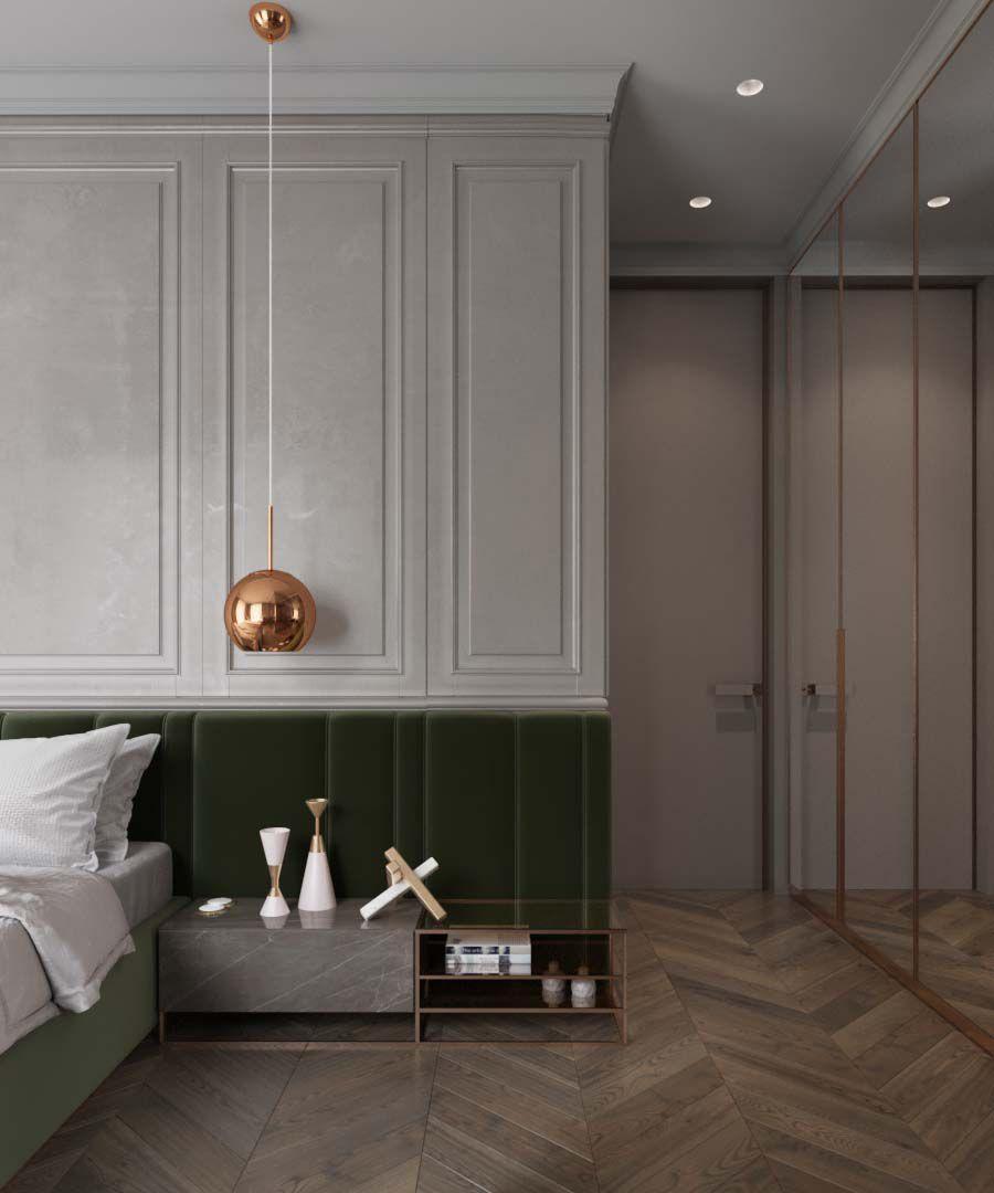 современные спальни дизайн: Modern Classics For L