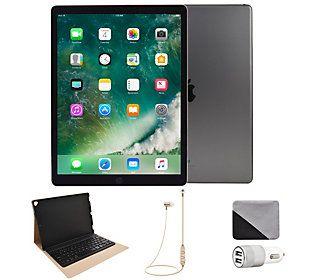 "Apple iPad Pro 10.5"" 64GB Cellular & Accessories Space"