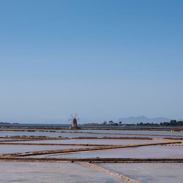 Sicilia - Saline Ettore e Infersa near Marsala