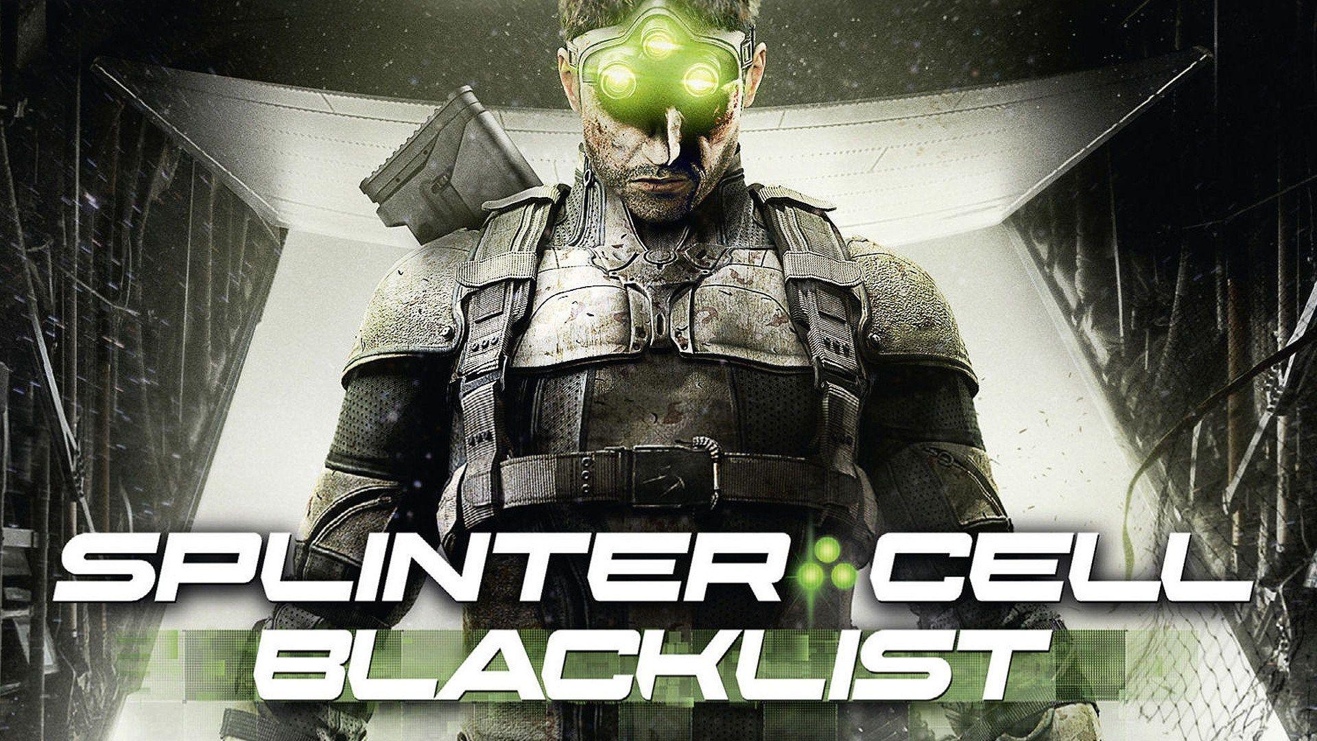 1920x1080 Splinter Cell Blacklist Game Wallpaper
