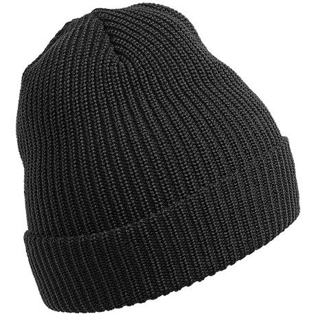 d1c4cd4e Chaos Moonshadow Stocking Cap Beanie Hat - Wool (For Men and Women) in Black