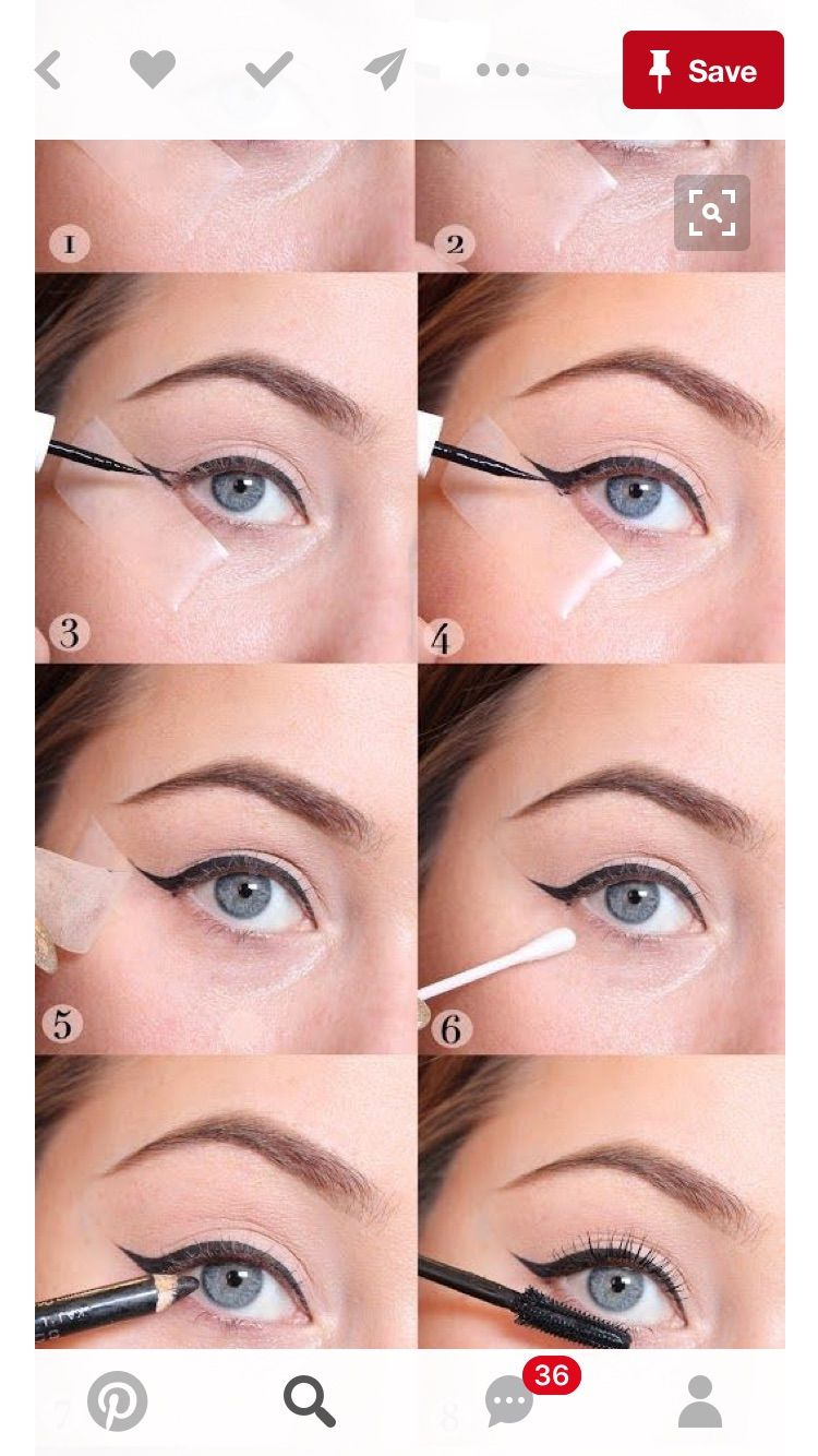 Pin by Crystal Scott on BeautyTips   Makeup tutorial