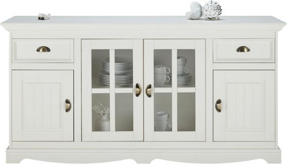 Sideboard Claudia Romantisches Sideboard In Weiss Ein Nostalgischer Hingucker Home Decor Decor New Homes