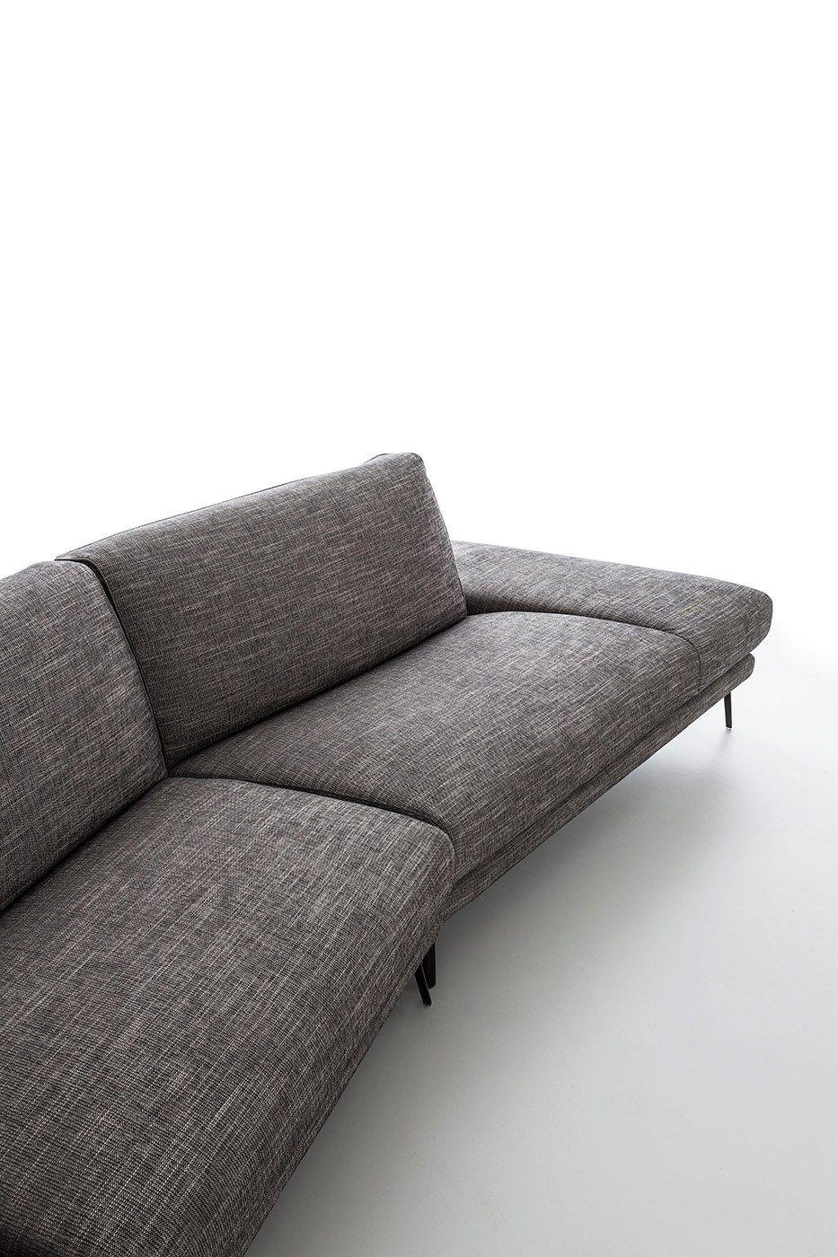 Bora Fabric Sofa By Nicoline Sofa Fabric Sofa Furniture