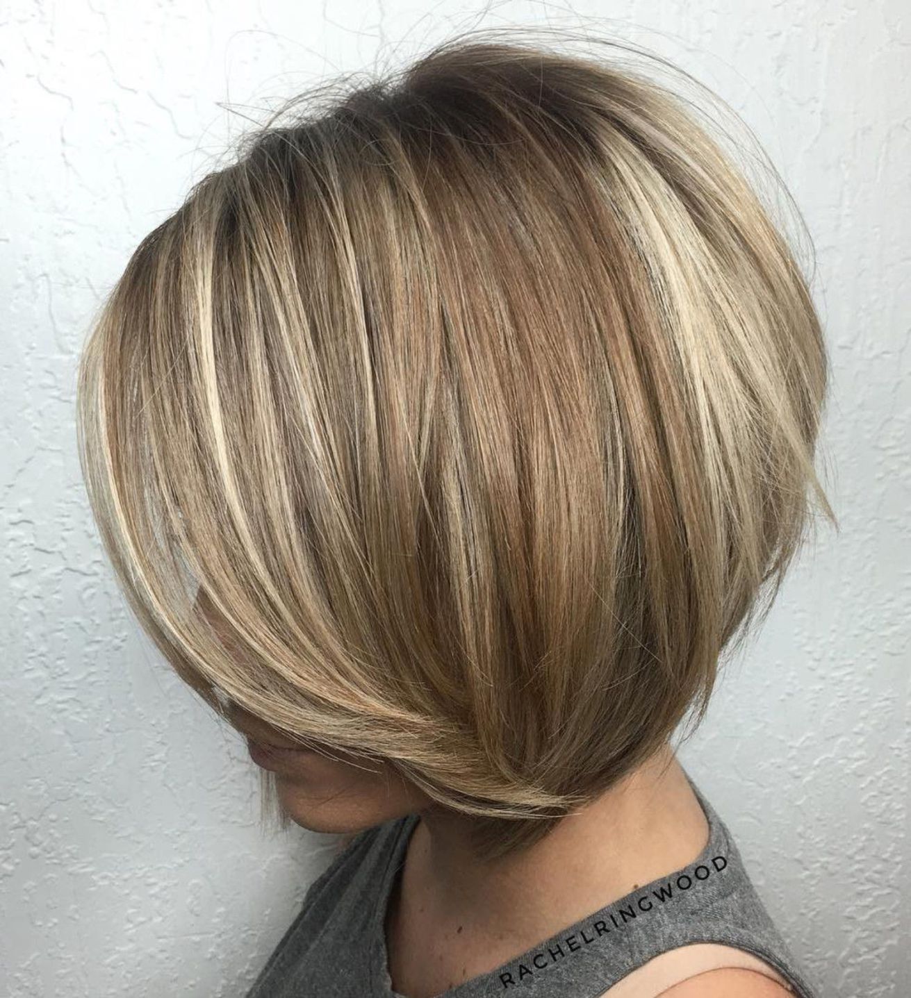 100 Mind Blowing Short Hairstyles For Fine Hair Highlights
