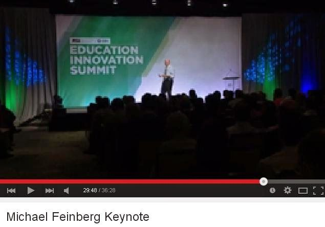 18th April 2015: How2 Make Sure Every Teacher Matters (Mike Feinberg GSV Summit)