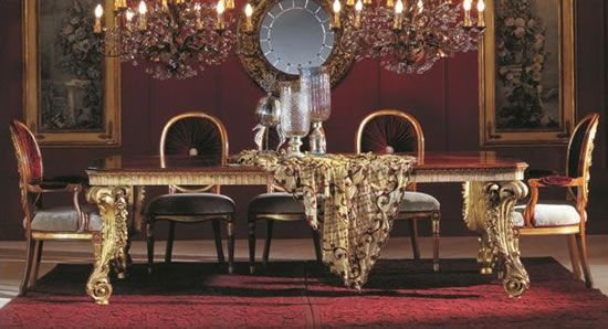 Versace Home and other high-end Italian furniture brands come .