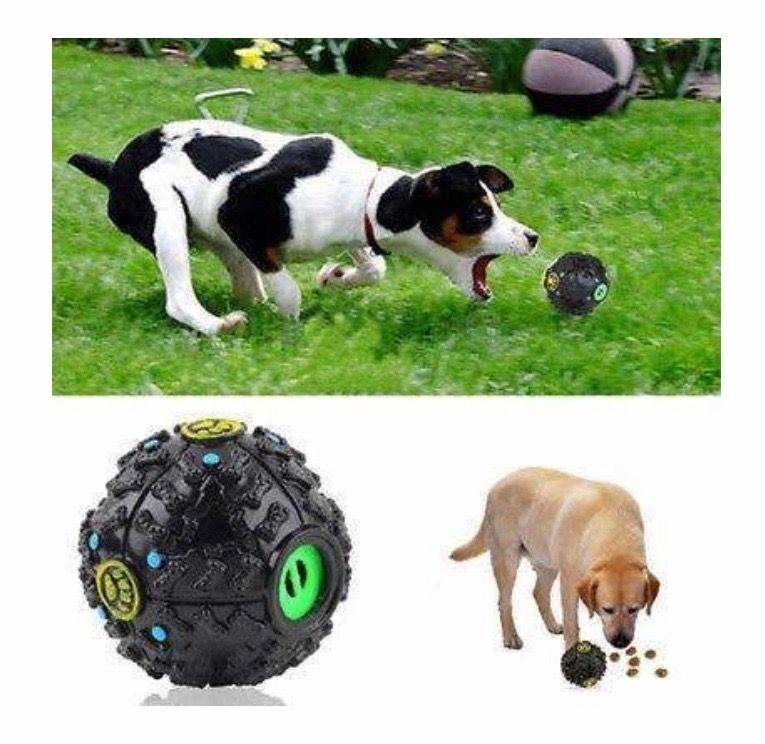Pet Dog Treat Training Food Dispenser With Sound Best Dog Toys