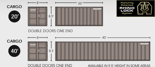 Conex Sizes Google Search Home Appliances Outdoor Storage Box Home