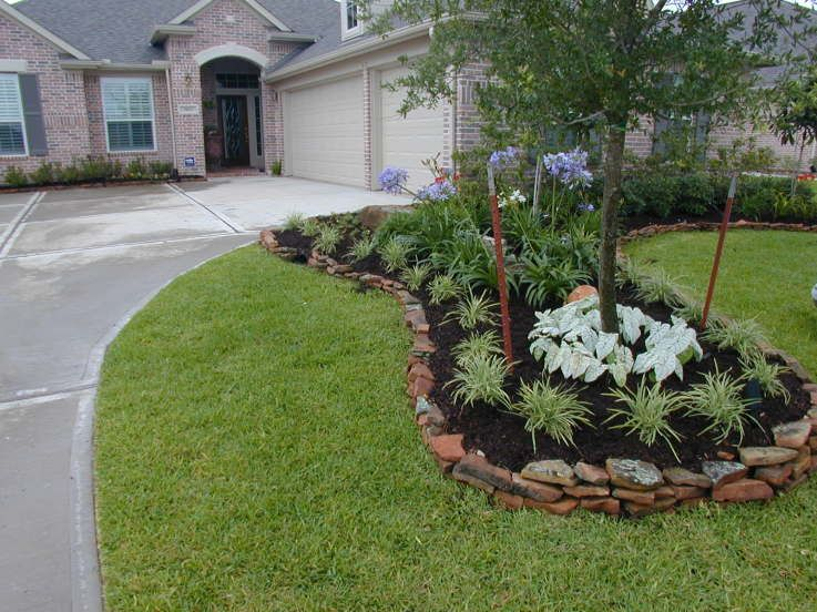 DSCN3360   Landscaping Houston, Landscape Houston, Paver Patios Houston