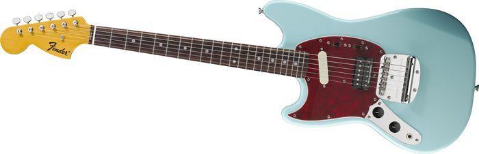 Kurt Cobain Signature Mustang Left-Handed Electric Guitar -8213