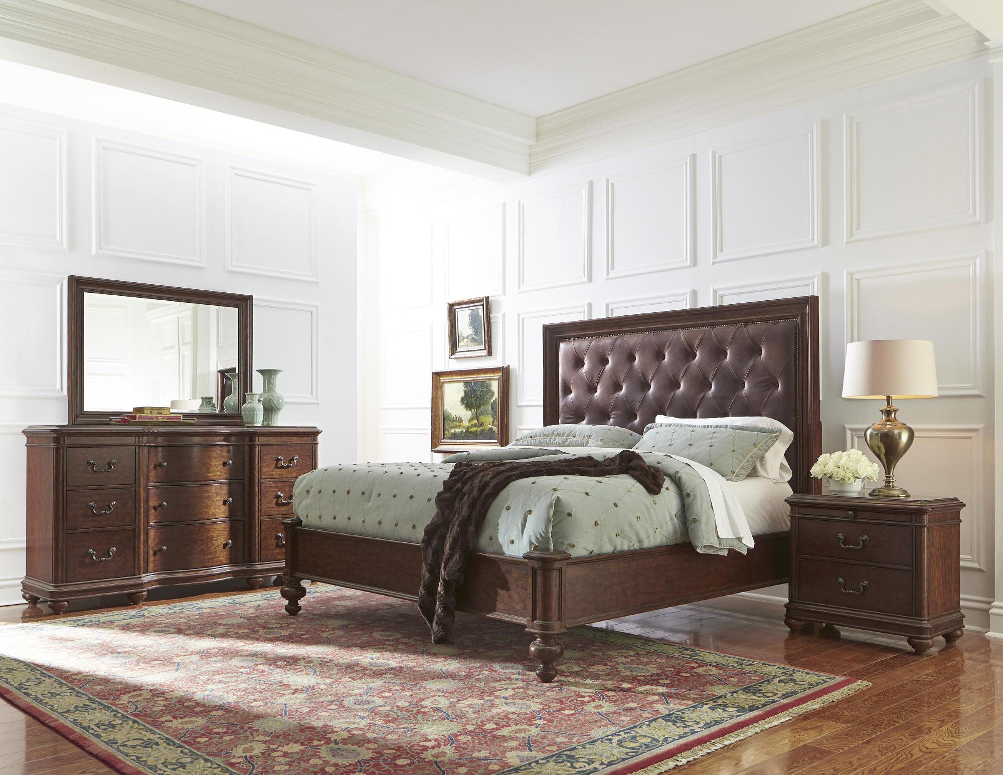 California King Platform Bed | Pulaski | Home Gallery Stores ...